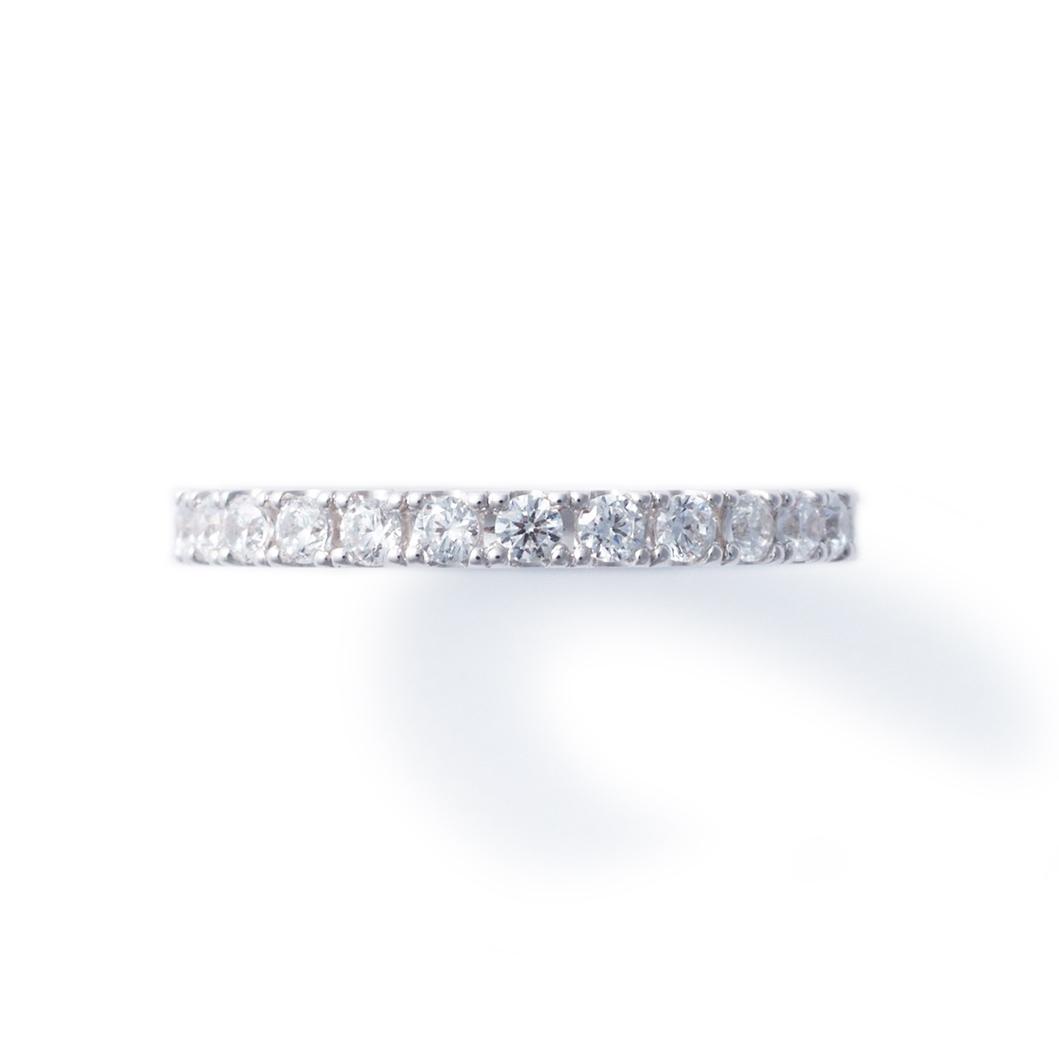 """婚約指輪""""シンプル""""   エクリス ウーノ"""