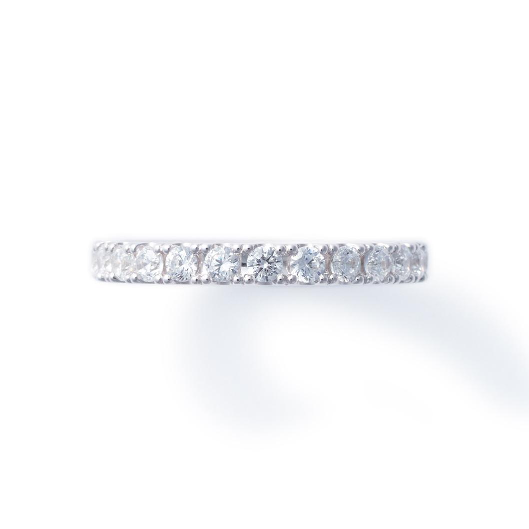 """婚約指輪""""シンプル""""   エクリス ドゥーエ"""